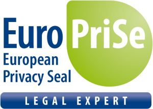 Logo EuroPriSe Legal Expert